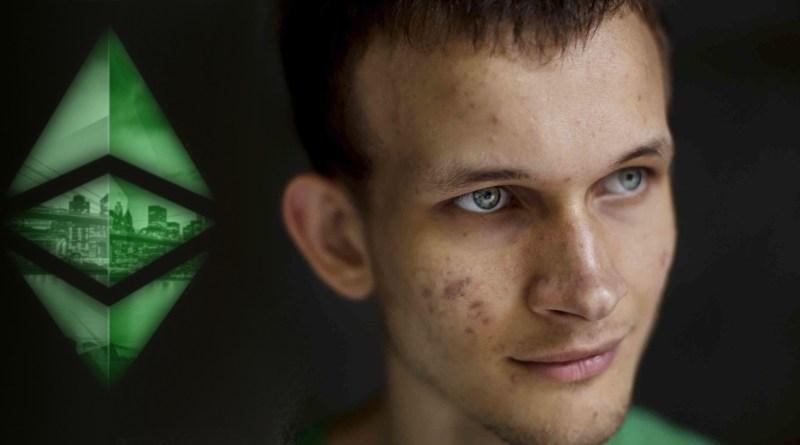 Vitalin Buterin y Ethereum