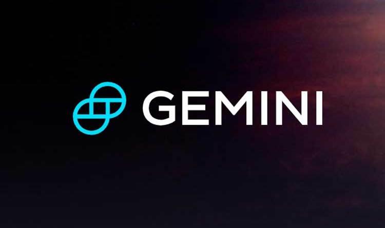 Gemini anuncia tarjeta de crédito con recompensas criptográficas