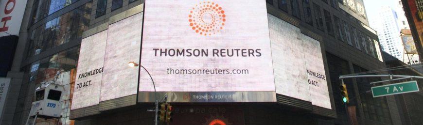 f8b47f6cc4afe Thomson Reuters afirma  20% das instituições financeiras devem ofertar  criptomoedas até 2019
