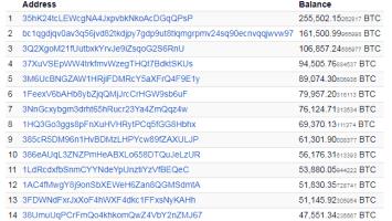i-15-indirizzi-piu-ricchi-di-bitcoin-2020