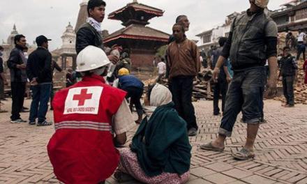 La Cruz Roja acepta donaciones en Bitcoins para refugiados del terremoto en Nepal