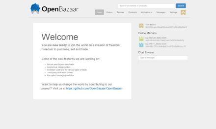 La compañía OB1 está construyendo OpenBazaar, una plataforma descentralizada de comercio en línea
