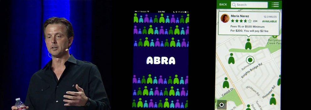 Abra quiere ser el Uber del efectivo digital