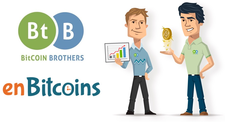 Bitcoin Brothers: dos empresas Bitcoin en una