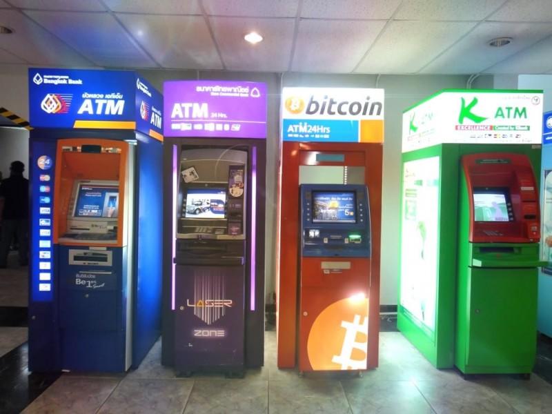 Cajeros Bitcoin: lo que necesitas saber acerca de esta oportunidad de negocios
