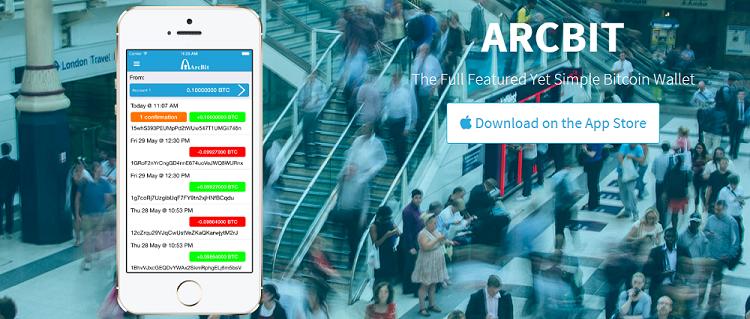 ArcBit, la verdadera cartera bitcoin descentralizada