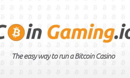 Coingaming anuncia el lanzamiento de su 'sportsbook' bitcoin