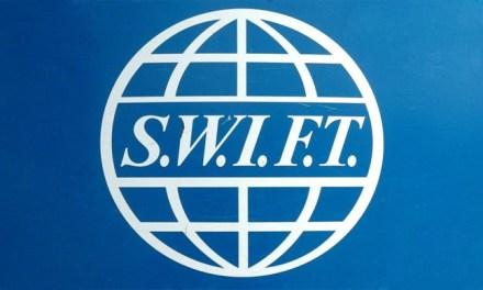 SWIFT dice que el ecosistema Bitcoin es frágil