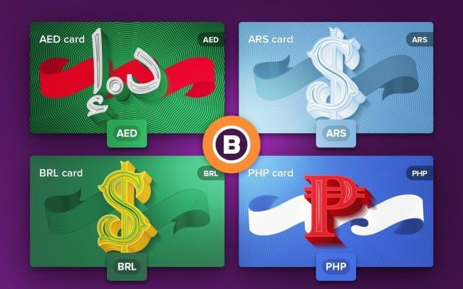 Bitreserve añade el Peso Argentino y el Real Brasileño a sus divisas
