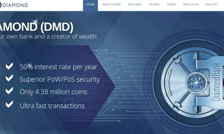 La criptodivisa Diamond cumple dos años empoderando financieramente a sus usuarios