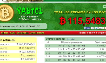 YABTCL ofrece más de 1 BTC en sorteos gratuitos de lotería bitcoin
