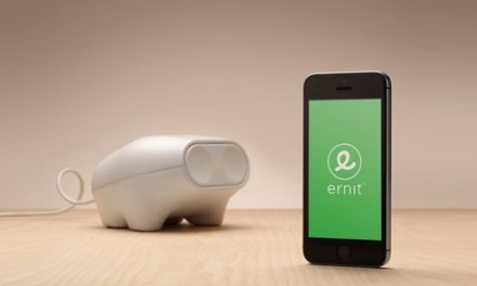 Ernit, la alcancía que permitirá a los niños ahorrar con Bitcoin