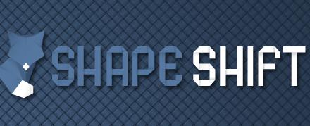 ShapeShift recauda 1.6M $ en fondos
