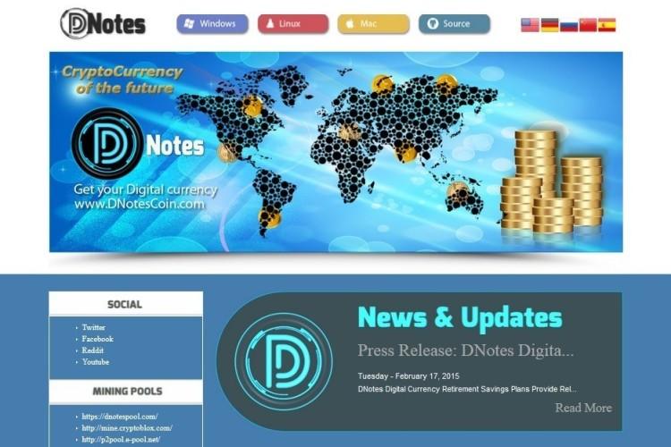 DNotes lanzará compañía en el 2016 que integrará criptomonedas, sistema de pagos y blockchain