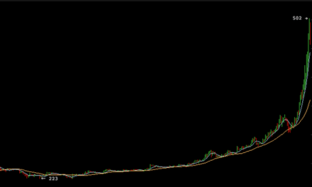 Bitcoin se dispara: precio de la criptomoneda sobrepasa los $500