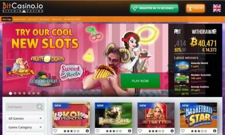 BitCasino continúa su expansión y alcanza 100 millones de turnos en sus juegos