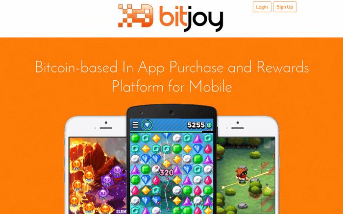 BitJoy trae aplicación de compras y recompensas basada en Bitcoin para iOS, Android y Unity