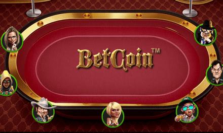 BetCoin inaugura mesas de póquer con promociones de fichas gratis para sus jugadores