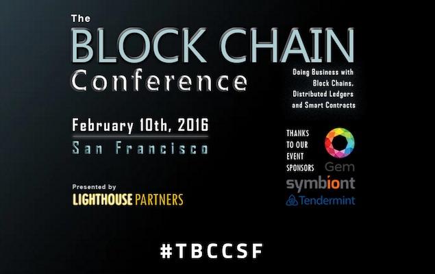 The Blockchain Conference busca acelerar la implementación de la tecnología blockchain