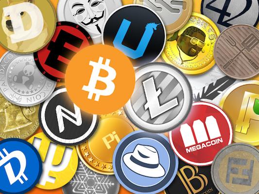 Altcoins comienzan a destacar por crisis política de Bitcoin