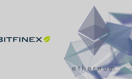 Bitfinex anuncia soporte en su plataforma para intercambios con Ethers