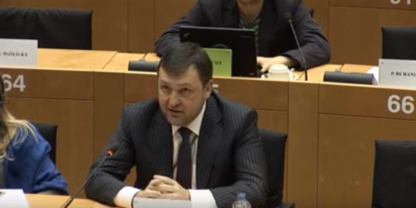 Parlamentario de la Unión Europea invita a sus colegas a dar pasos en regulación de Blockchain