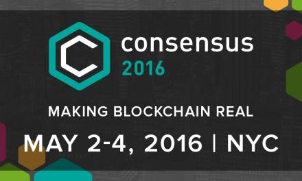 Consensus 2016: el futuro de la blockchain en 48 horas