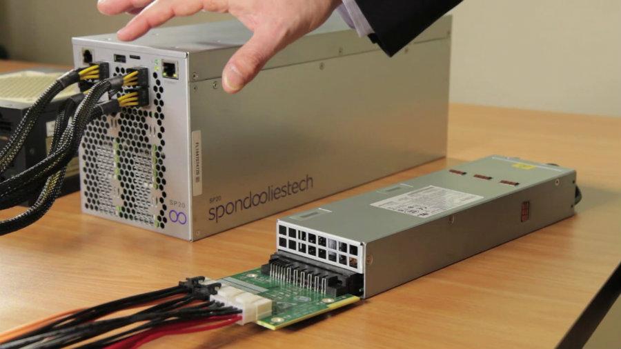 Empresa de hardware Spondoolies-Tech anuncia cese de operaciones