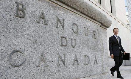 Banco de Canadá revela que ha estado experimentando con criptomonedas