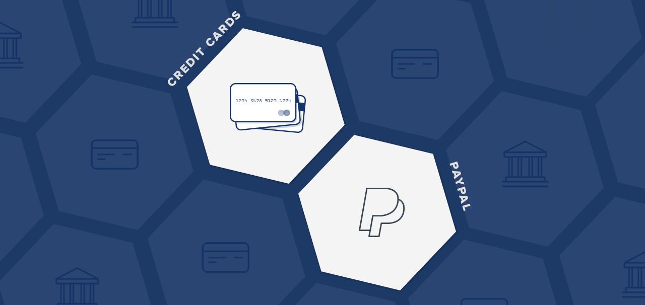 Coinbase expande sus opciones de pago a tarjetas de crédito y PayPal