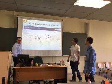 Curso Bitcoin y Blockchain Universidad de Cantabria