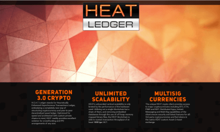 HEAT: plataforma 3.0 de financiamiento colectivo basada en blockchain