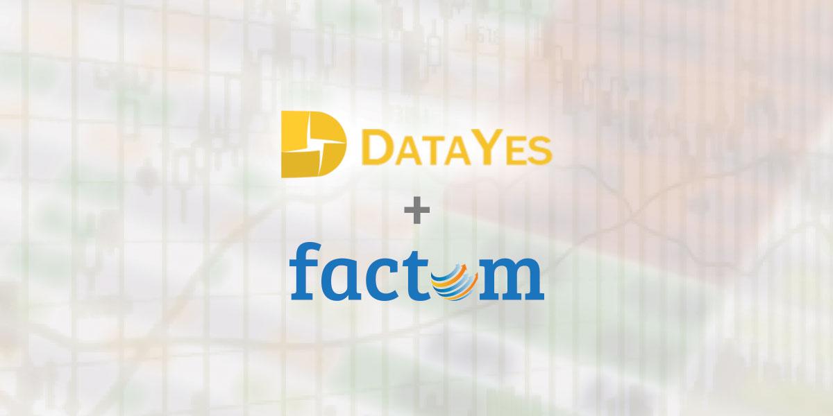 Precio de criptomoneda de Factom aumenta gracias a nuevas asociaciones e inversiones