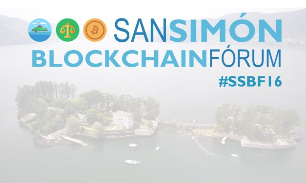 San Simon Blockchain Fórum, el primer evento blockchain legal tendrá lugar en España