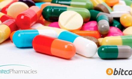 United Pharmacies ya acepta pagos con Bitcoin para comprar medicamentos