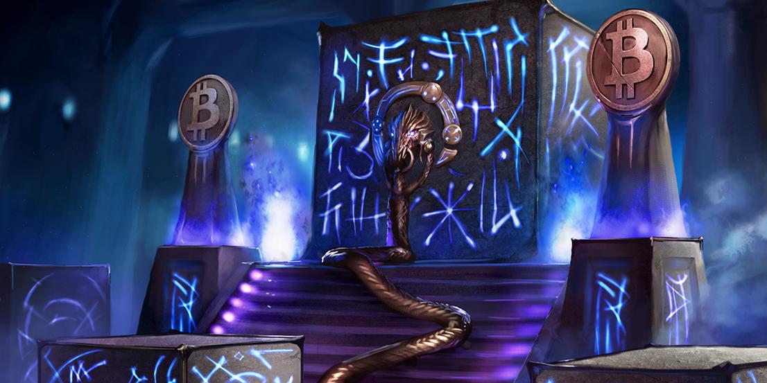 Juegos de rol impulsan precio de criptomoneda de Counterparty