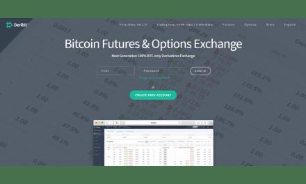Casa de bolsa Deribit de opciones y futuros Bitcoin anuncia cero comisiones de trading