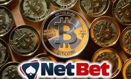 Netbet se convierte en primer sitio de apuestas del Reino Unido en adoptar bitcoin