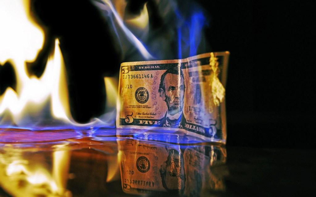 Las monedas digitales le dicen adiós al dinero de papel
