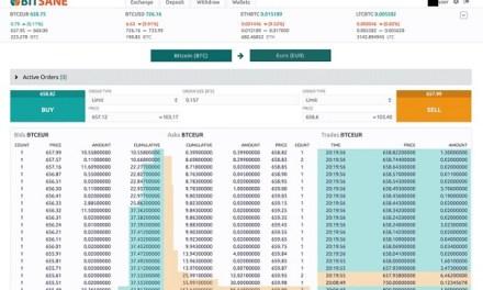 Bitsane, la plataforma de intercambio de criptomonedas, está ahora en vivo