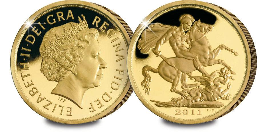 Casa británica de la moneda anuncia creación de plataforma blockchain para comercio de oro