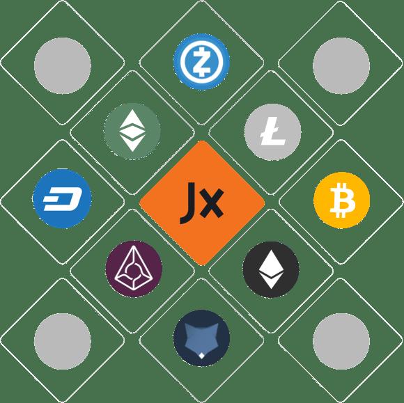 Tutorial: usando Jaxx, cartera para criptomonedas en cualquier plataforma