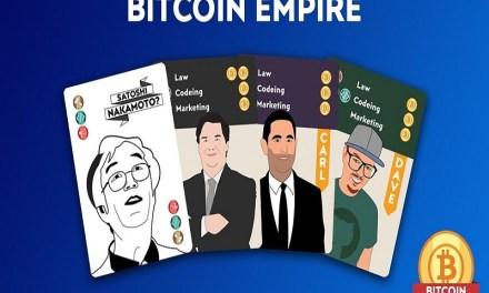 Nuevo juego de cartas emula la dinámica económica propuesta por bitcoin