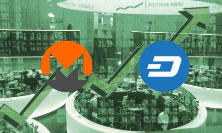 Expectativas disparan Monero por encima de $130 mientras Dash sube más de 20%
