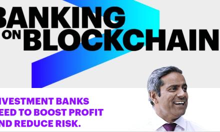Más de $8 billones ahorrarían bancos de inversión adoptando blockchain según investigación de Accenture