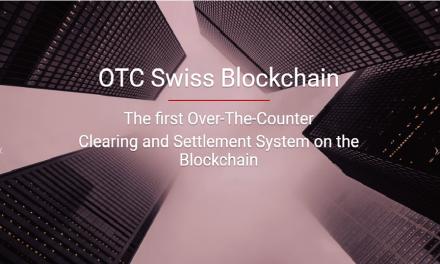 Consorcio suizo prueba con éxito transacciones extrabursátiles usando blockchain de Ethereum