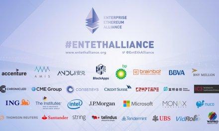Gigantes globales apuestan todo con Enterprise Ethereum Alliance