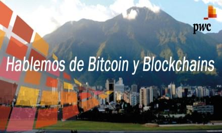 PwC realizará su primera conferencia sobre Bitcoin y blockchains de Venezuela