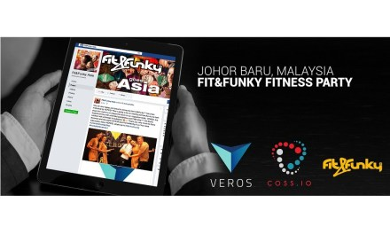 Fit&Funky empieza a vender ropa de fitness por criptomoneda VEROS