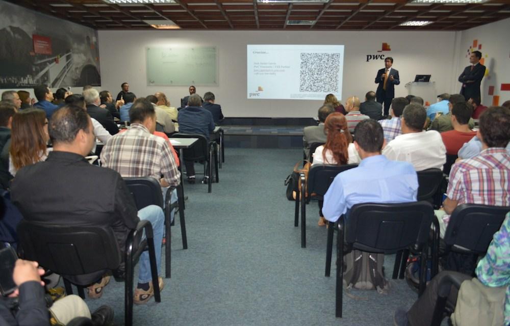 Ecosistema FinTech venezolano se reunió por primera vez en PwC